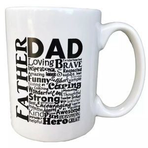 Dad, 15 oz Coffee Mug Gift for that Special Day,